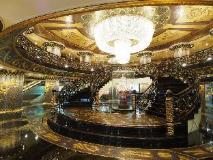 Lisboa Hotel: lobby