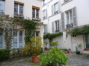 巴黎吉瑞恩特公寓酒店