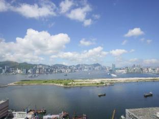 Newton Place Hotel Hong Kong - View