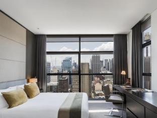 Fraser Suites Sydney Sydney - Studio Deluxe Bedroom with Queen Bedding