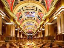 The Venetian Macao Resort Hotel: lobby