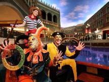 The Venetian Macao Resort Hotel: interior