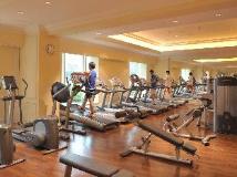 The Venetian Macao Resort Hotel: fitness room