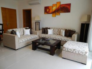 Luxury Furnished Two Bed Room Apartment at Havelockcity