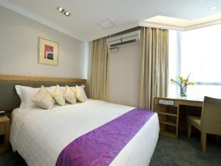 Bishop Lei International Hotel Hongkong - Gjesterom
