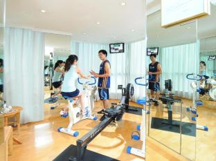 Bishop Lei International Hotel Hong Kong - Ruangan Fitness