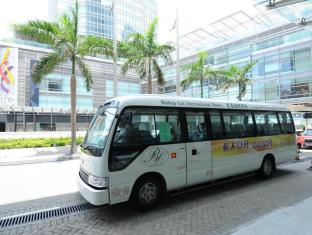 Bishop Lei International Hotel Hong Kong - Alat Transportasi yang Dekat