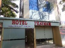 Hotel Pratham Executive: entrance