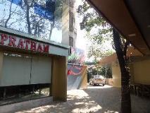Hotel Pratham Executive: exterior