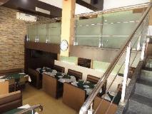 Aishwarya Residency: lobby
