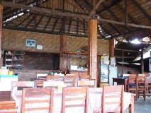 Phou Iu II Bungalow: restaurant