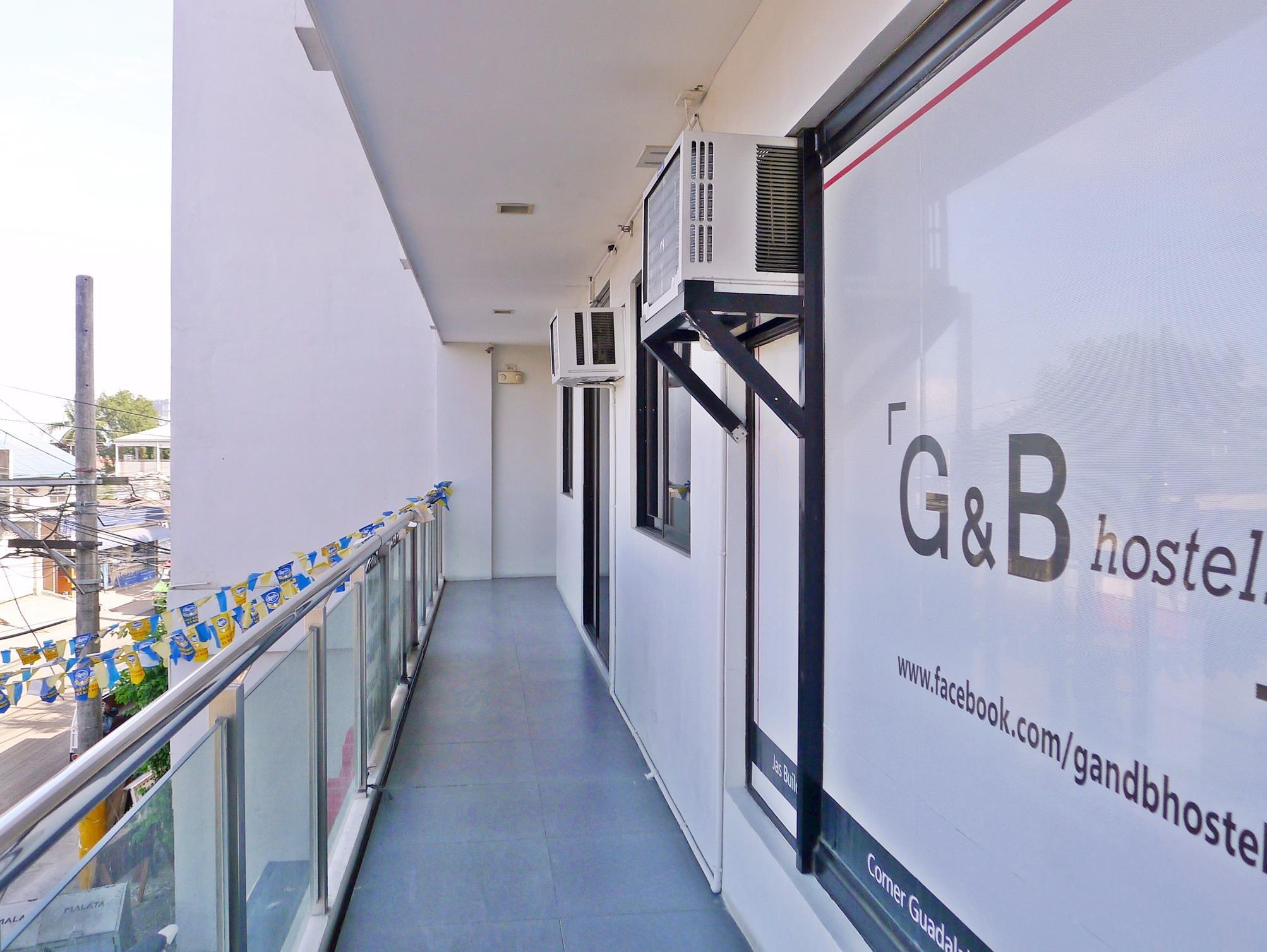 G&B ホステル5