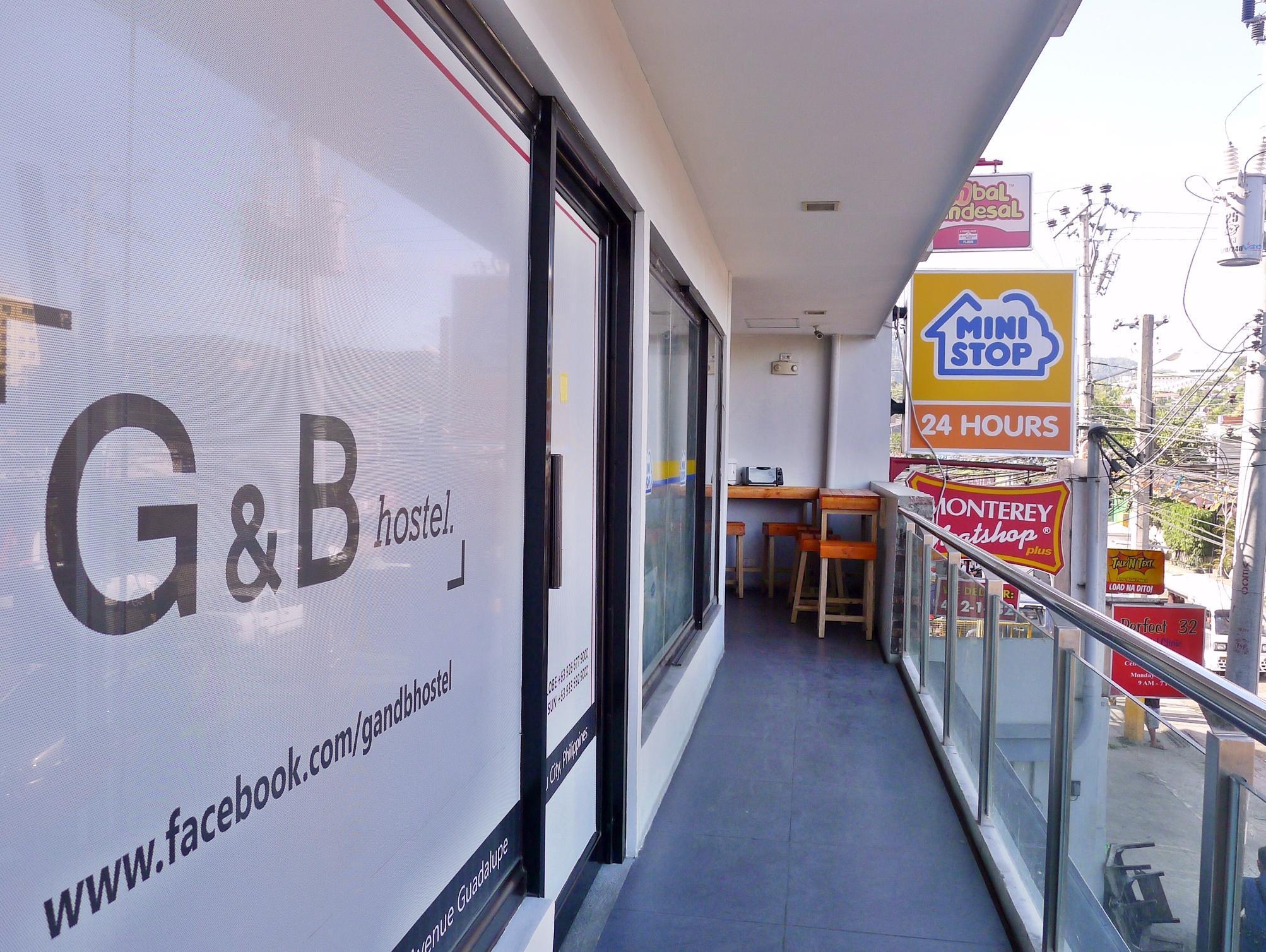 G&B ホステル9