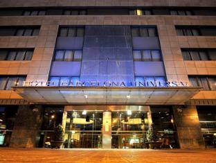 바르셀로나 유니버설 호텔 바르셀로나 - 입구