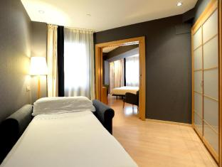 바르셀로나 유니버설 호텔 바르셀로나 - 게스트 룸
