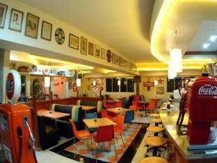 Crown Regency Residences Davao Hotel Davao City - Fifties Cafe