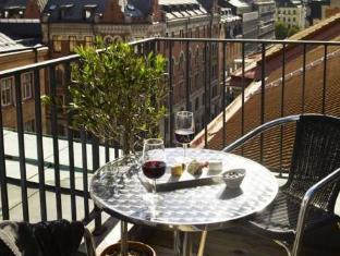 Mornington Hotel Stockholm City Stockholm - Balcony/Terrace