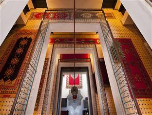 Le Caspien Hotel Marrakech - Hotel Interior