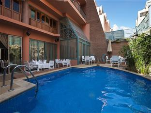 Le Caspien Hotel Marrakech - Swimming Pool