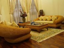 Champasak Palace Hotel: suite room