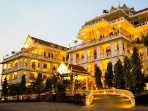 Champasak Palace Hotel: