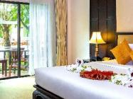 Grand Deluxe Double or Twin Room with Pool Access