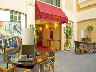 캐피톨 호텔 두바이 - 커피숍/카페