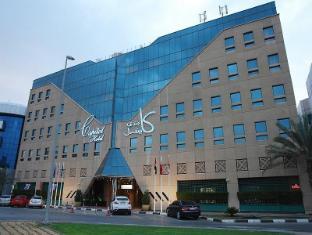 캐피톨 호텔 두바이 - 호텔 외부구조