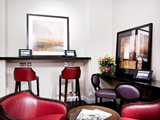 Fraser Suites Queens Gate London - Business Center with iPads