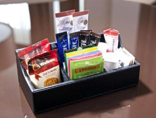 Fraser Suites Queens Gate London - Welcome Tray