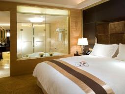 Luxury King Room Club Sofitel