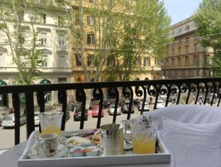 207 Inn Rome - Balcony/Terrace