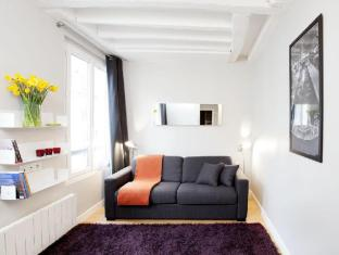Luxury Apartment Rentals Le Marais (Temps-Republique)