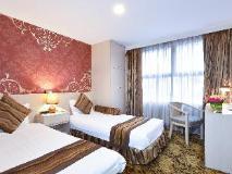 Walden Hotel: guest room
