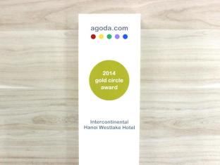 Intercontinental Hanoi Westlake Hotel Hanoi - Agoda Gold Circle Award 2014