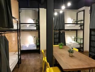 Coworking hostel Derevo