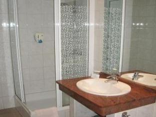 Hotel Pension Continental Vienna - Bathroom