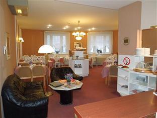 Hotel Pension Continental Vienna - Breakfast area