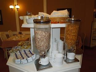 Hotel Pension Continental Vienna - Breakfast