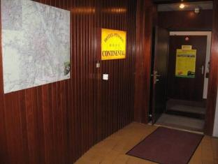Hotel Pension Continental Vienna - Interior