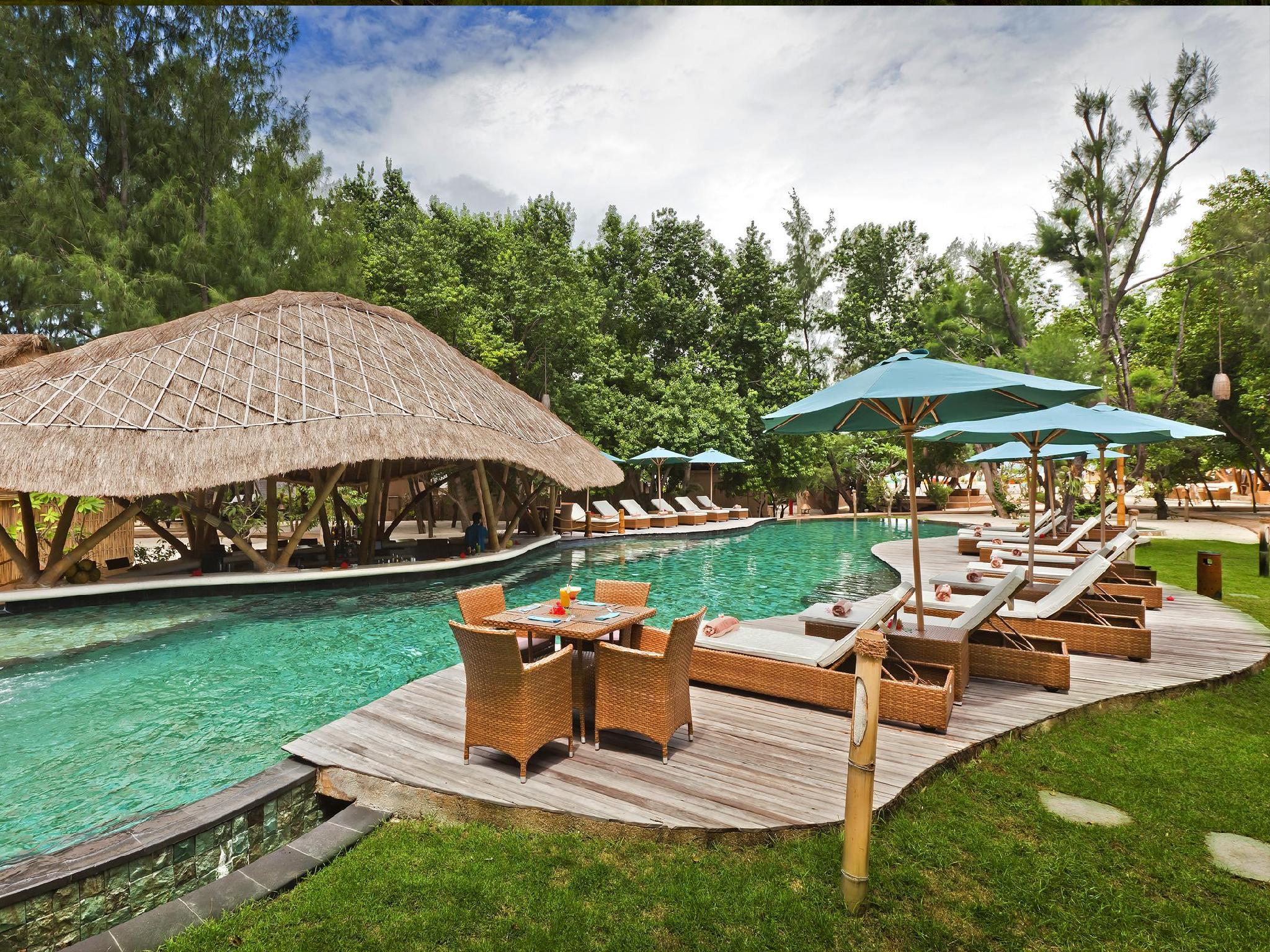 Pearl of Trawangan Resort29