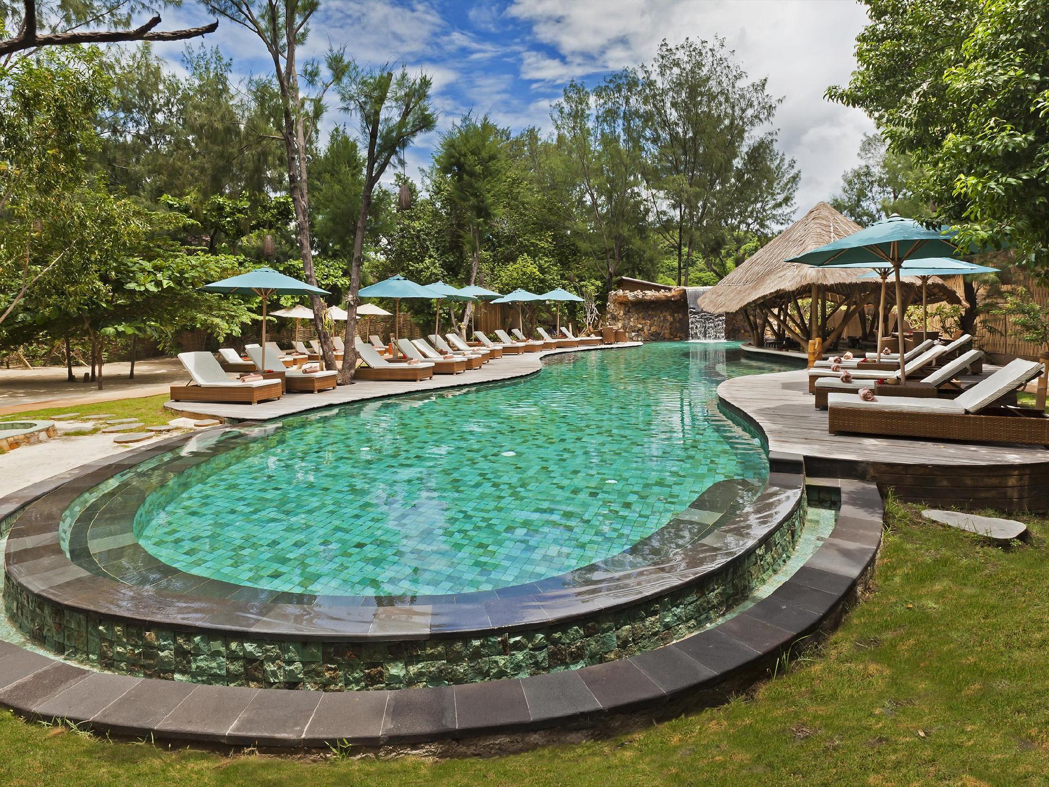 Pearl of Trawangan Resort31