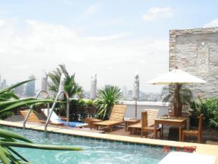 Grande Ville Hotel Bangkok - Wanna z hydromasażem