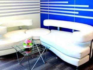 Grande Ville Hotel Bankokas - Viešbučio interjeras