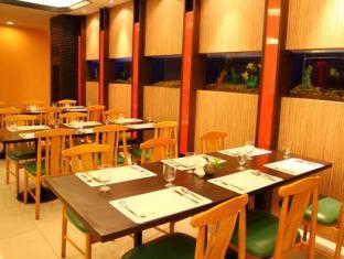 Grande Ville Hotel Bangkok - Restaurace