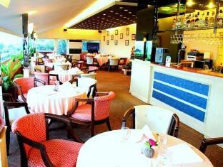 曼谷格兰维尔酒店 曼谷 - 酒吧/休闲厅