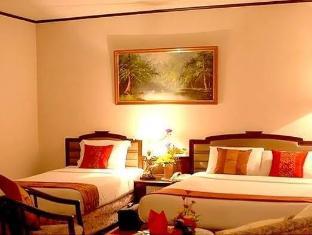 曼谷格兰维尔酒店 曼谷 - 客房