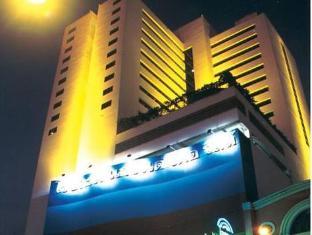 Grande Ville Hotel Bankokas - Viešbučio išorė