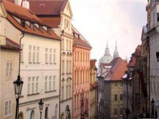 Santini Residence Praha - Hotellin ulkopuoli