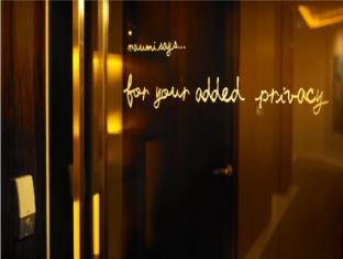 Naumi Hotel Singapore - Privacy door